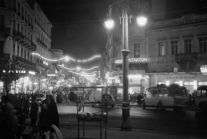 Χριστουγεννιάτικη Αθήνα (1)