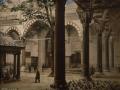08 Sultan's Bajazid mosque in Constantinople