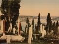 13 Eyoub cemetery in Constantinople