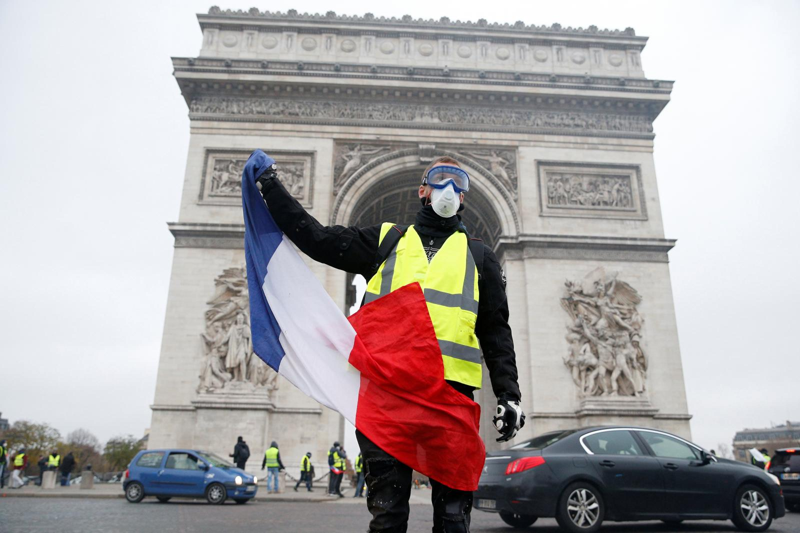 FRANCE-PROTESTS