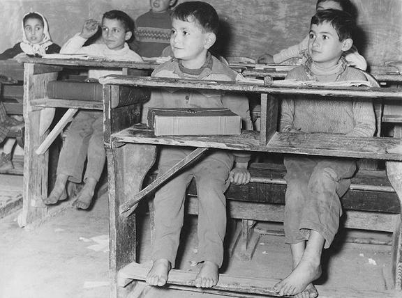 31 ξυπόλητα παιδιά