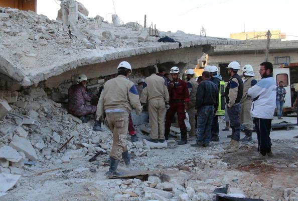 Anadolu_21052014_Syrian Civil War 2