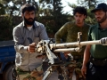 Syrian oppositions attack in Sheikh Najjar