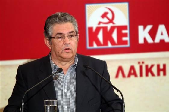 Δ. Κουτσούμπας: Ο ΣΥΡΙΖΑ τα έχει βρει με τα κέντρα εξουσίας