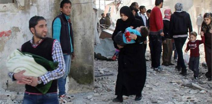 210.000 νεκροί σε 4 χρόνια πολέμου στη Συρία