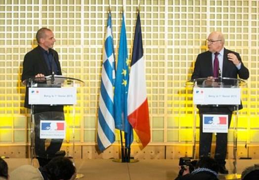 Η Γαλλία επιθυμεί να πετύχει η Ελλάδα