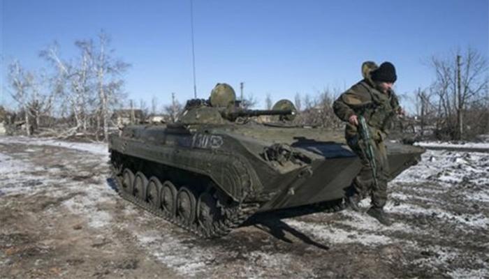 Κενό γράμμα η εκεχειρία, στην Ανατολική Ουκρανία