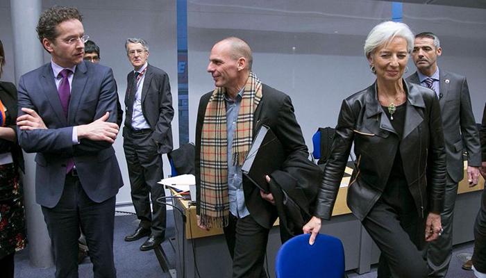 Ολοκληρώθηκε το έκτακτο Eurogroup χωρίς κοινή ανακοίνωση