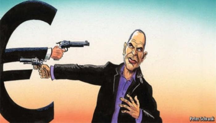 """Economist: Η γκάφα Βαρουφάκη και η """"κωλοτούμπα"""" Τσίπρα"""