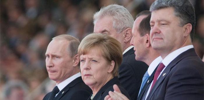 Tετραμερής σύνοδος στο Μινσκ την Τετάρτη για την κρίση στην Ουκρανία