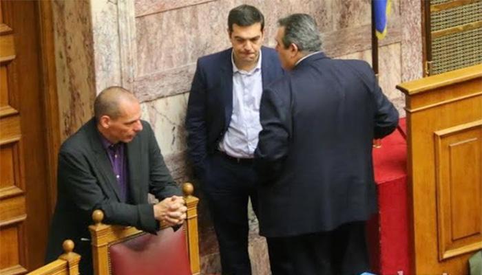Μέλος της Χρυσής Αυγής μεταγράφεται στους Ανεξάρτητους Έλληνες!