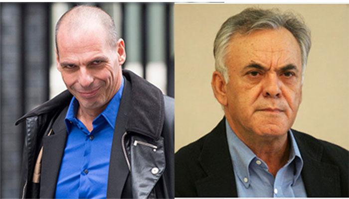 Δήλωση βόμβα: Ο Δραγασάκης και όχι ο Βαρουφάκης κάνει πια τις διαπραγματεύσεις»
