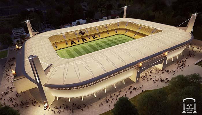 Γήπεδο ΑΕΚ: Στο ΣτΕ το υπόμνημα