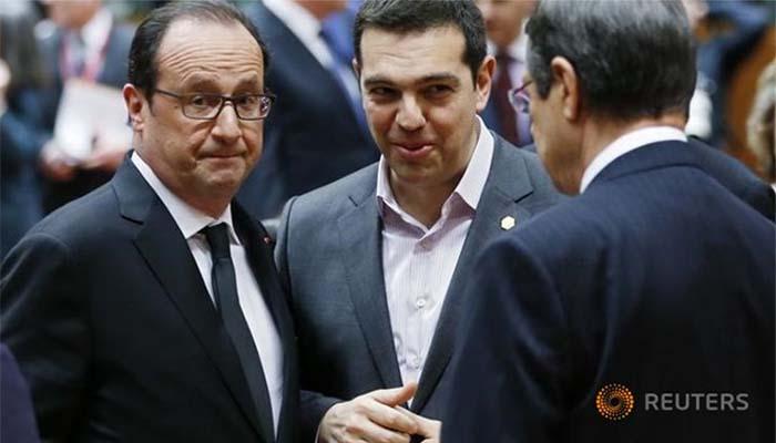 Financial Times: Αν ο ΣΥΡΙΖΑ δεν αλλάξει στάση, θα οδηγήσει την Ελλάδα εκτός ευρώ