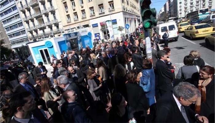 Αντιεξουσιαστές απαγόρευσαν συγκέντρωση πανεπιστημιακών έξω από το ΕΚΠΑ - Κύμα καταλήψεων