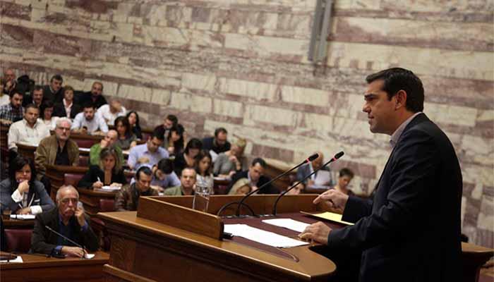 Παγωμάρα στον ΣΥΡΙΖΑ για τα μέτρα φωτιά του Μαξίμου