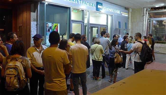Εφιάλτης: Κλειστές τράπεζες και ΑΤΜ από Δευτέρα και ημερήσιο όριο 60 ευρώ