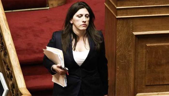 Απλήρωτοι εργαζόμενοι της Βουλής καταγγέλλουν τη Ζωή Κωνσταντοπούλου