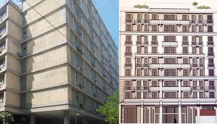 Το παλιό κτίριο του υπουργείου Παιδείας γίνεται ξενοδοχείο