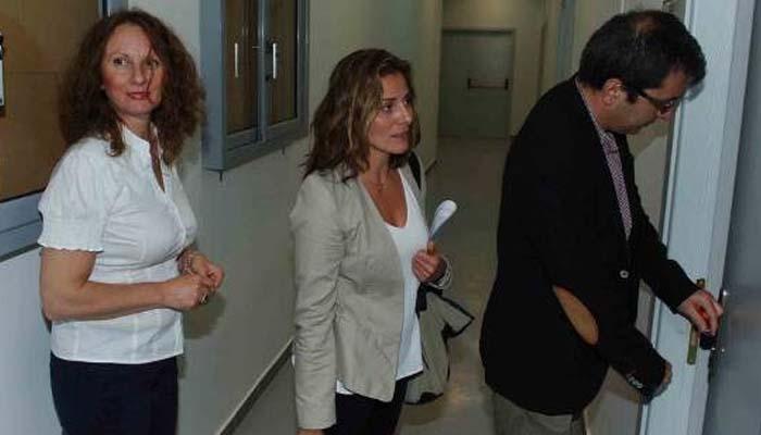 Ερωτηματικό: Το Πανεπιστήμιο Μακεδονίας απαγορεύει βίντεο και φωτό λόγω της κ Μπαζιάνα