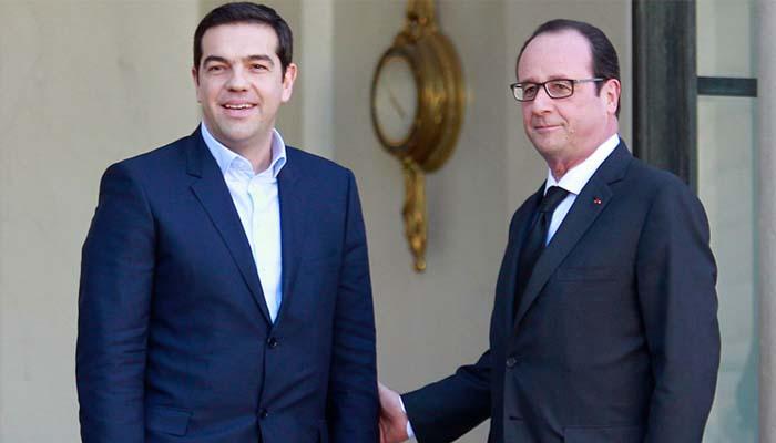Τι προσδοκά η Αθήνα από την επίσκεψη Ολάντ