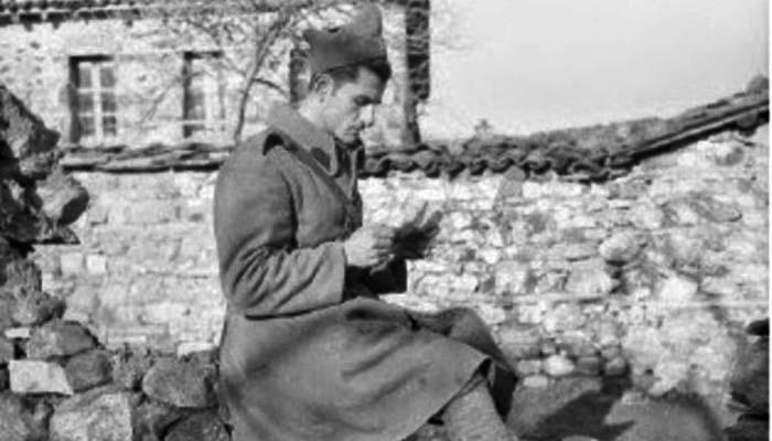 Ερωτικές επιστολές του '40: Ένας αληθινός έρωτας στα χρόνια του πολέμου