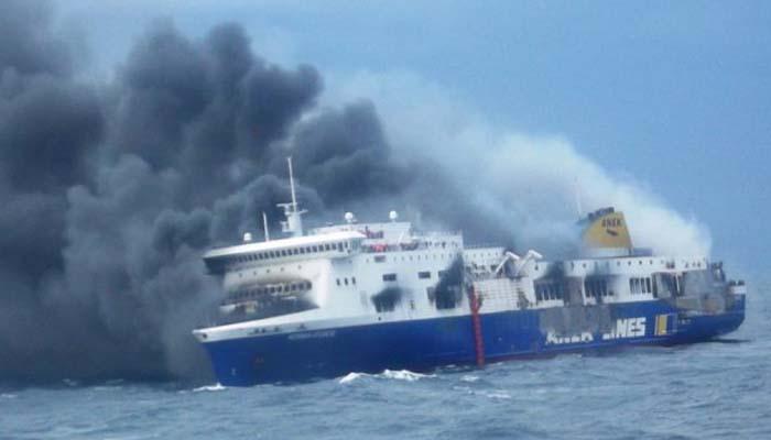Ασφαλιστικά μέτρα, κατά της superfast -ANEK από οδηγό νταλίκας που επέβαινε στο norman atlantic