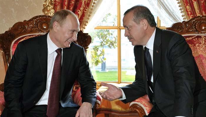 Η παγίδα που στήνει ο Πούτιν στον Ερντογάν