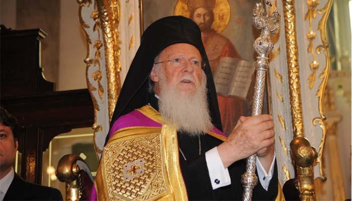 Πατριάρχης Βαρθολομαίος: Ο Ιησούς Χριστός υπήρξε πολιτικός πρόσφυγας