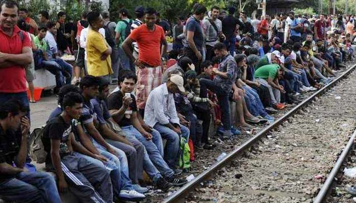 Ζημιές 1,2 εκατ. ευρώ από την κλειστή σιδηροδρομική γραμμή στην Ειδομένη
