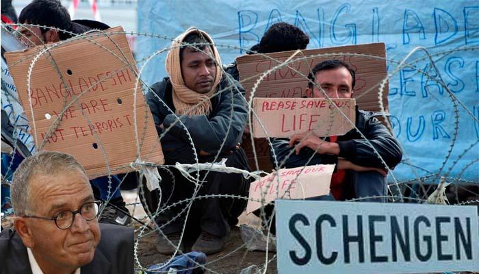 Κομισιόν: Θέλουμε να διατηρήσουμε τη Σένγκεν αλλά η Ελλάδα να εκπληρώσει τις δεσμεύσεις της