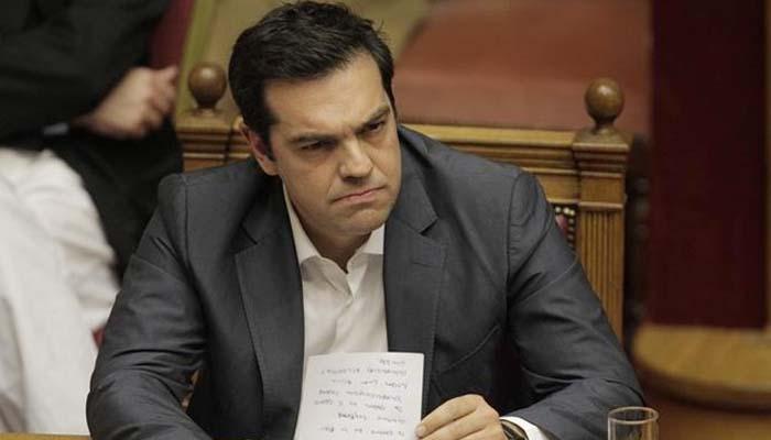 Οργή Τσίπρα κατά του γραμματέα της Νεολαίας ΣΥΡΙΖΑ