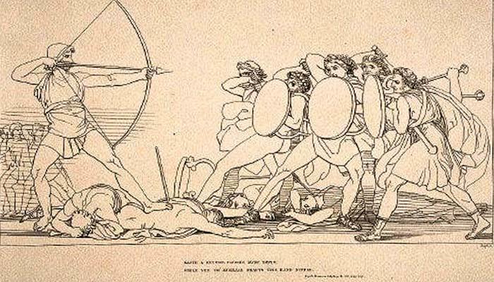Μελέτησαν τις εκλείψεις και βρήκαν την... ημερομηνία που σκότωσε ο Οδυσσέας τους Μνηστήρες!