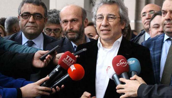 Ισόβια πρότεινε Τούρκος εισαγγελέας για δύο δημοσιογράφους της Cumhuriyet
