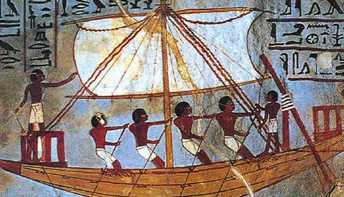 Πλοίο 4.500 ετών βρέθηκε θαμμένο κοντά σε πυραμίδες της Αιγύπτου