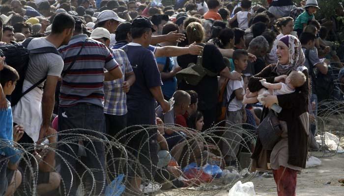 "Spiegel: ""Παταγώδης αποτυχία"" της Ελλάδας στο προσφυγικό"