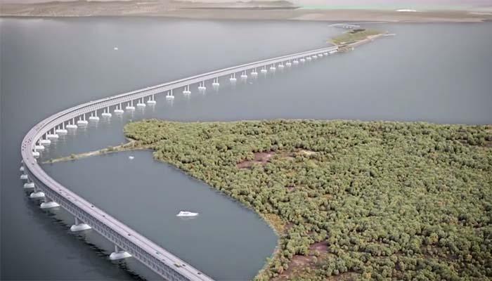 Ο Πούτιν φτιάχνει γέφυρα για να ενώσει την Κριμαία με την Ρωσία