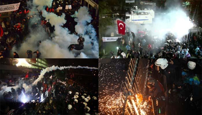 Τουρκία: Επεισόδια και κρατικός έλεγχος της τούρκικης εφημερίδας Zaman