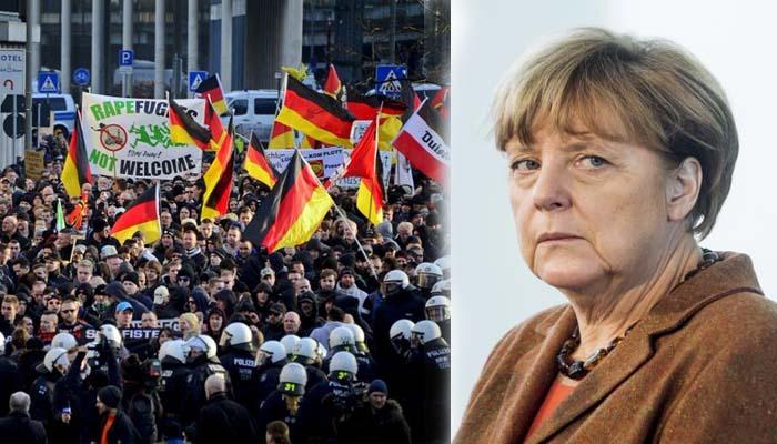 Οι Γερμανοί ψηφοφόροι τιμώρησαν την Μέρκελ για το προσφυγικό