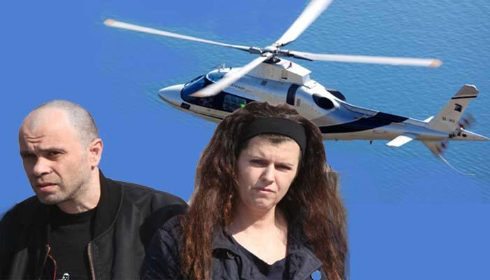 Η Πόλα Ρούπα αποκαλύπτει πώς έστησε την επιχείρηση απόδρασης με το ελικόπτερο και επιτίθεται στον ΣΥΡΙΖΑ