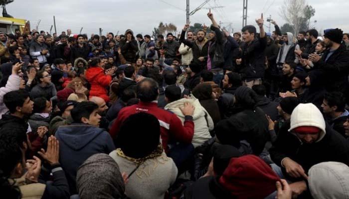 Κοντά στις 44.000 οι καταγεγραμμένοι πρόσφυγες και μετανάστες
