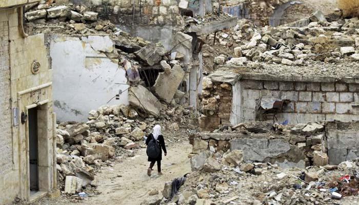 H καταστραμμένη Συρία σε αριθμούς