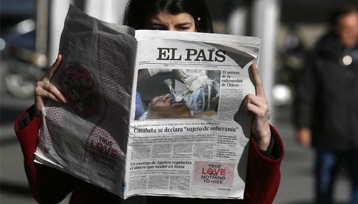 Η El Pais βάζει τέλος στην έκδοσή της σε χαρτί λόγω της πίεσης από το Ίντερνετ