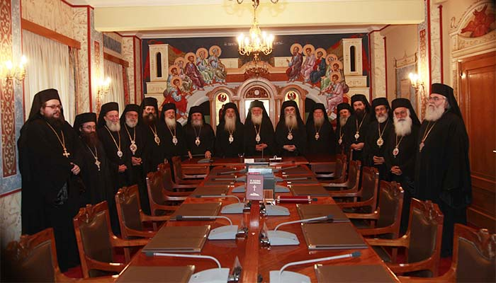 Οι αποφάσεις της Διαρκούς Ιεράς Συνόδου για την ταφή των μουσουλμάνων, αποτεφρωτήρια και ηλεκτρονική κάρτα πολίτη