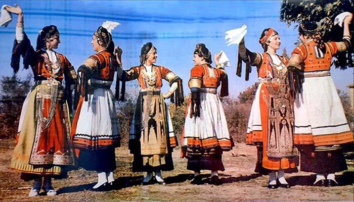 Ο χορός των Καραγκούνηδων, η ιστορία και η ονομασία
