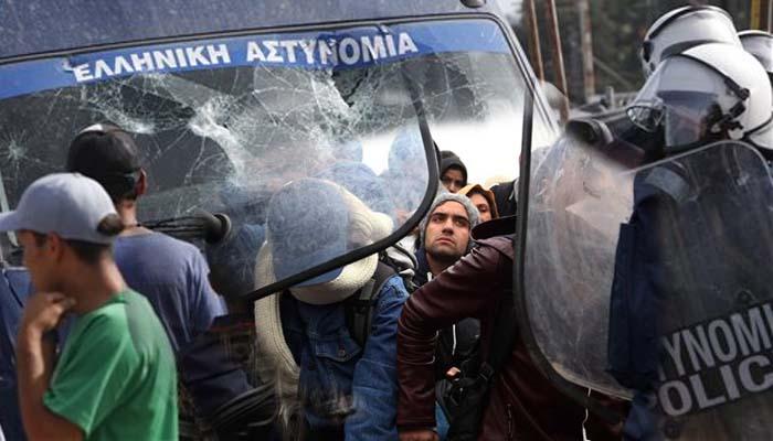 Δεύτερος πρόσφυγας νεκρός - Κατέληξε αυτός που είχε τραυματιστεί στην Ειδομένη