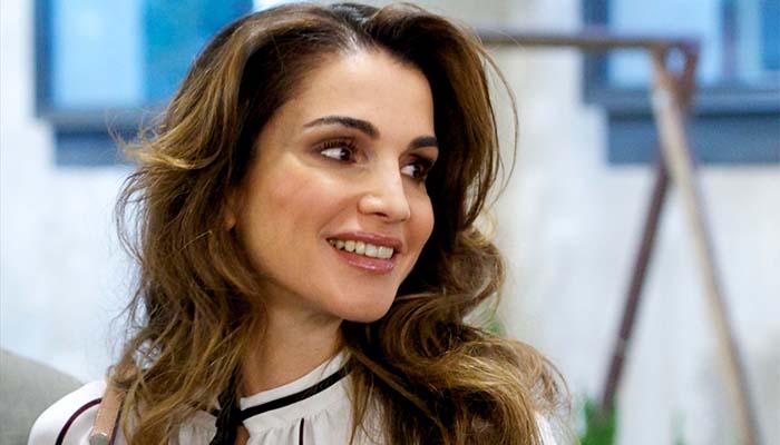 Στη Λέσβο η βασίλισσα Ράνια της Ιορδανίας τη Μ. Δευτέρα