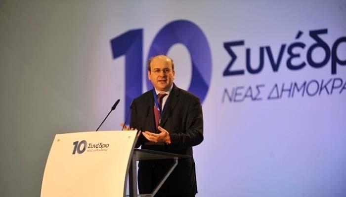 Το σχέδιο της ΝΔ για την έξοδο από την κρίση παρουσίασε ο Κ. Χατζηδάκης