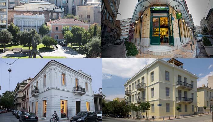 91 αρχιτεκτονικά αριστουργήματα θα γνωρίσουν οι Αθηναίοι