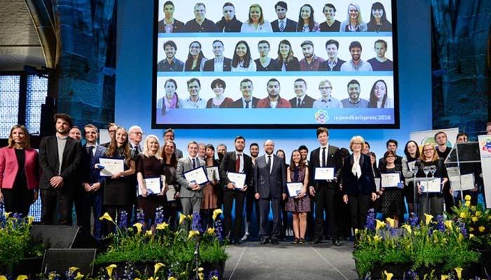 Το Γενικού Λυκείου Πυργετού Λάρισας βραβεύτηκε από το Ευρωπαϊκό Κοινοβούλιο